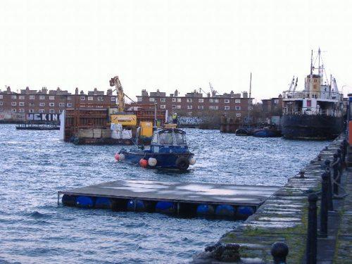 towing barge (Paul Quinn)