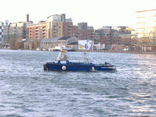 work boat (Paul Quinn)