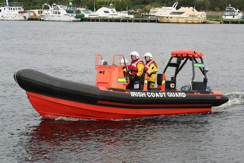 Killaloe Coast Guard RIB