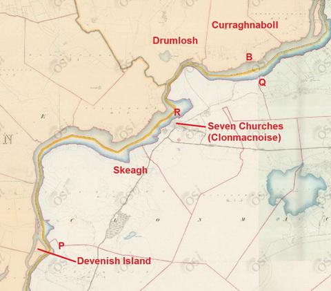 Clonmacnoise OSI ~1840