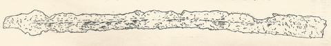 Fig 1 Iron sword found in the Shannon [rotated]
