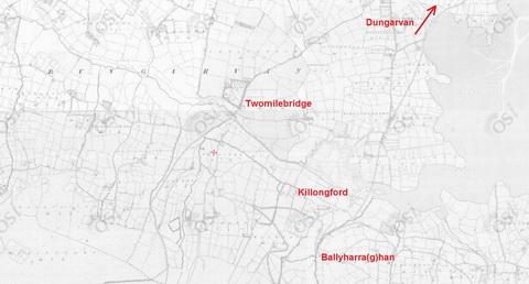 01 Map Ballyharahan Killongford Twomilebridge_resize