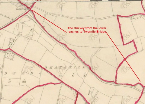 Map Brickey to Twomile Bridge 1840_resize