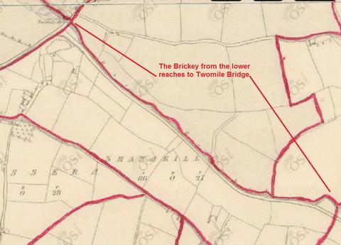 Map Brickey to Twomile Bridge 1840_resize