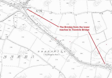 Map Brickey to Twomile Bridge 1900_resize