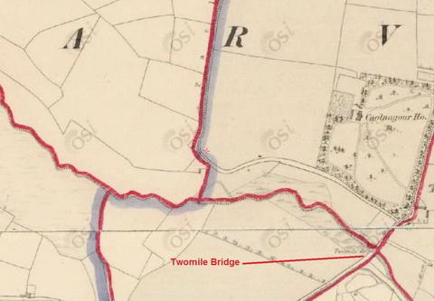 Map Brickey two bridges 1840_resize