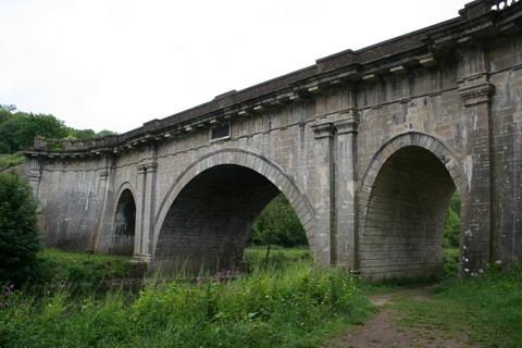 The Dundas aqueduct