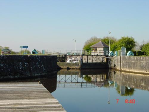 Victoria Lock, Meelick