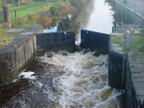 Canal lower lock floods 20091128 1_resize