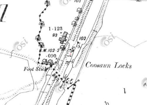 Cussane Lock (OSI ~1900)